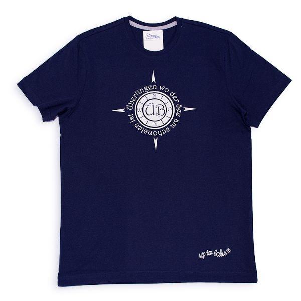 T-Shirt mit Überlinger Kompass